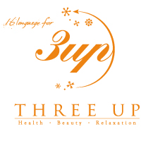 16 language fo Three Up <BEAUTY>※額装入り